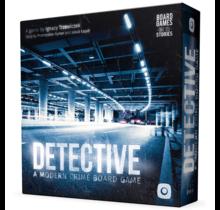 Detective A Modern Crime Board Game