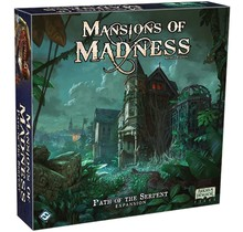 Mansions of Madness 2E Path of the Serpent Expansion