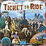 Asmodee Ticket to Ride France and Old West