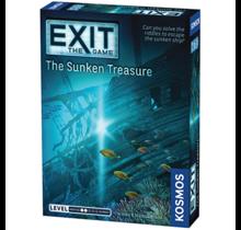 Exit The Sunken Treasure