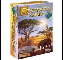 Carcassonne Safari (Stand Alone)