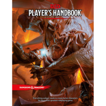 Dungeons and Dragons Player's Handbook PHB