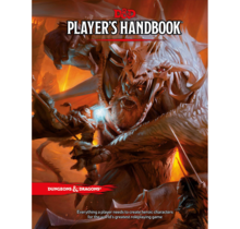 Dungeons and Dragons Player's Handbook PHB