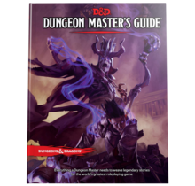 Dungeons and Dragons Dungeon Master's Guide DMG