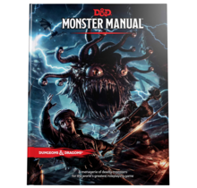 Dungeons and Dragons Monster Manual  MM