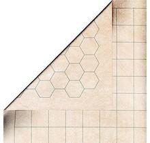 Chessex Reversible Battlemat 1'' Square