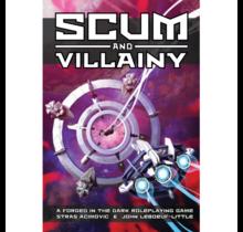 Scum and Villainy Core Book