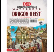Dungeons and Dragons DM Screen Waterdeep: Dragon Heist