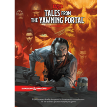 Dungeons and Dragons Tales from the Yawning Portal