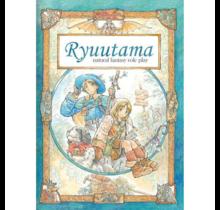 Ryuu Tama Natural Fantasy Role Play Book
