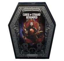 Dungeons and Dragons Curse of Strahd Revamped