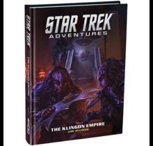 Star Trek Adventures The Klingon Empire Core Book