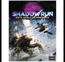 Shadowrun 6E Beginner Box