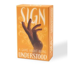 Sign A Game About Being Understood