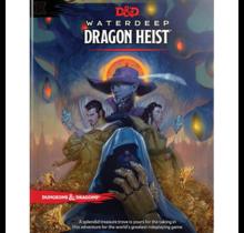 Dungeons and Dragons Waterdeep Dragon Heist