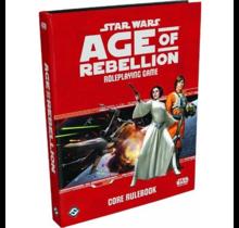 Star Wars Age of Rebellion Core Rulebook