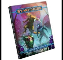 Starfinder Alien Archive 4 HC
