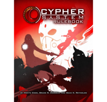 Cypher System 2E Rulebook