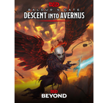 Dungeons and Dragons Descent into Avernus