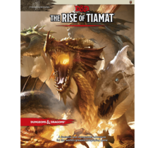 Dungeons and Dragons Tyranny of Dragons: The Rise of Tiamat Adventure