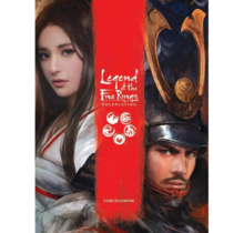Legend of the Five Rings Core Rulebook Hardcover