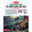 Gale Force 9 Dungeons and Dragons Dungeon Master DM Screen Of Ships and Sea