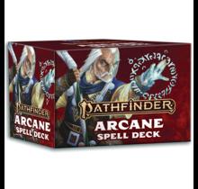 Pathfinder 2E Spell Cards Arcane