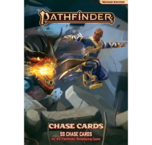 Pathfinder 2E Deck Chase Cards
