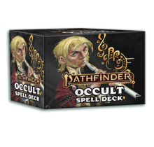 Pathfinder 2E Spell Cards Occult