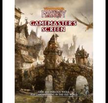 Warhammer Fantasy 4E GM Screen