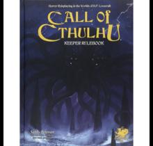 Call of Cthulhu Core Keeper Rulebook