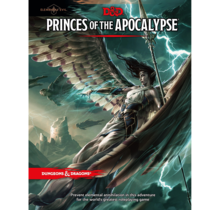 Dungeons and Dragons Elemental Evil: Princes of the Apocalypse