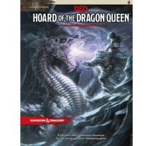 Dungeons and Dragons Hoard of the Dragon Queen