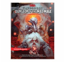 Dungeons and Dragons Waterdeep Dungeon of the Mad Mage