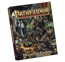 Pathfinder 1E Monster Codex Pocket Edition