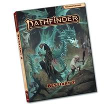 Pathfinder 2E Bestiary 2 HC