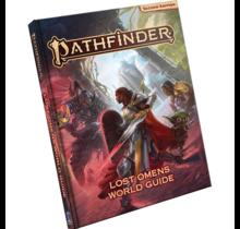 Pathfinder 2E Lost Omens World Guide HC