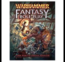 Warhammer Fantasy 4E Core Rulebook