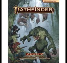 Pathfinder 2E Bestiary HC