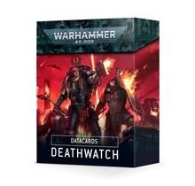Warhammer 40k Datacards Deathwatch 9E