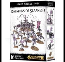 Warhammer Age of Sigmar Chaos Daemons of Slaanesh Start Collecting!