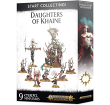 Warhammer Age of Sigmar Start Collecting! Daughters of Khaine