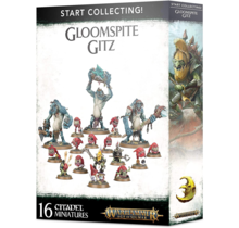 Warhammer Age of Sigmar Start Collecting! Gloomspite Gitz