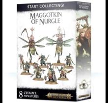 Warhammer Age of Sigmar Chaos Maggotkin of Nurgle Start Collecting!