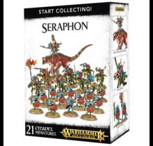 Warhammer Age of Sigmar Order Start Collecting! Seraphon