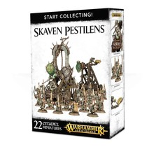 Warhammer Age of Sigmar Chaos Skaven Pestilens Start Collecting!