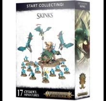 Warhammer Age of Sigmar Start Collecting! Skinks