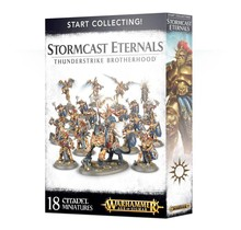 Warhammer Age of Sigmar Order Start Collecting! Stormcast Eternals Thunderstrike Brotherhood