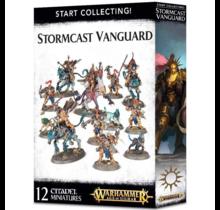 Warhammer Age of Sigmar Order Start Collecting! Stormcast Vanguard