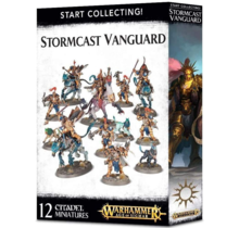 Warhammer Age of Sigmar Start Collecting! Stormcast Vanguard